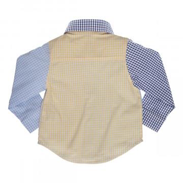 Camisa Baby Tricoline - Charpey