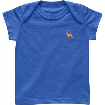 Camiseta Básica Azul Baby - Charpey
