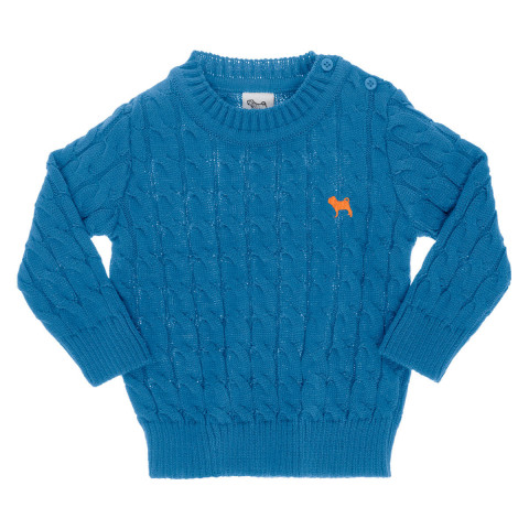 Sweater Baby Tricot - Charpey