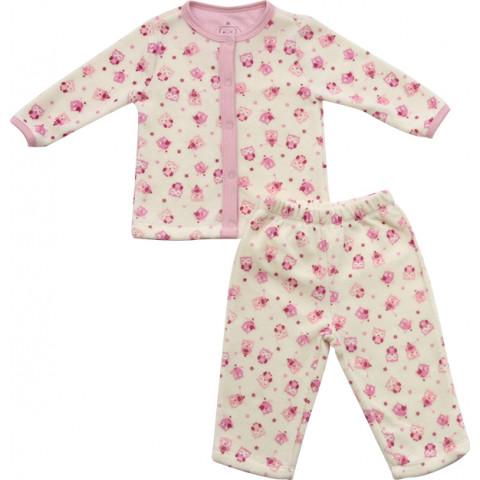 Pijama Kids Soft Silk Corujinhas - Noruega